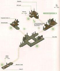 Bell Strike Hall Map 2