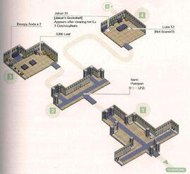 Cat Mansion Map 1