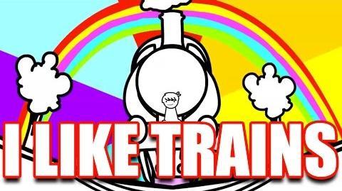 I Like Trains (Song)