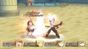 Rending Havoc (TotA)