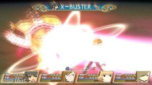 X-BUSTER (TotA)