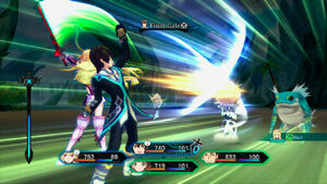 Final Gale (ToX)