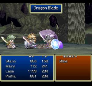 Dragon Blade (ToD PSX)