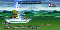 Super Lightning Blade