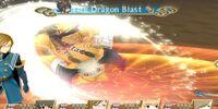 Fire Dragon Blast