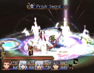 Prism Sword (ToS)