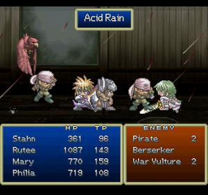 Acid Rain (ToD PSX)