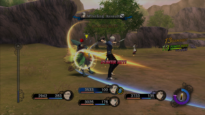 Whirling Assault (ToX2)