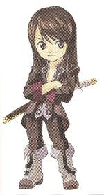 Chibi Yuri