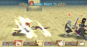 Sonic Blast (TotA)