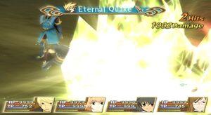 Eternal Quake (TotA)