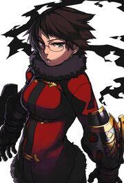 Fate Regalia Ryougi Senmei