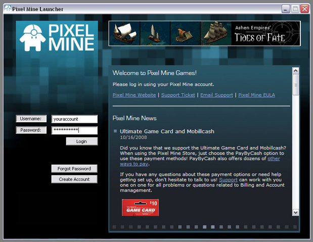 File:Pixel Mine Launcher.png