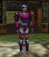 Olthoi Armor Live