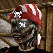Undead Sailor Mask Live