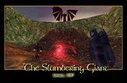 The Slumbering Giant Splash Screen