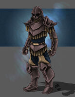 New Armor Concept Art 2010