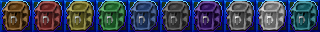 Colosseum Backpack Colors