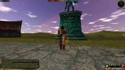 Asheron's Call - Towns- Holtburg