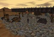 Candeth Keep Construction Site Live