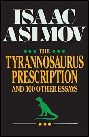 A tyrannosaurus