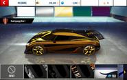 K1 Shiny Gold