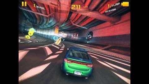 Asphalt 8 Airborne - Gameplay on iPad