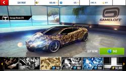 Savage Rivale GTR Decal 8