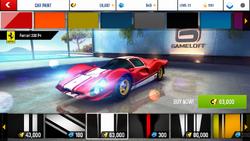 Ferrari 330 P4 Decal 4