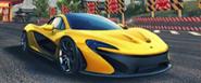 A8 McLaren P1 in-game art
