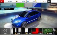A8 Focus Blue