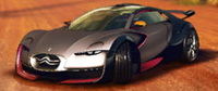 A8 Citroën Survolt in-game art