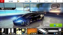 Savage Rivale GTR Decal 14