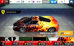 Ferrari Enzo Ferrari Decal Molten Core