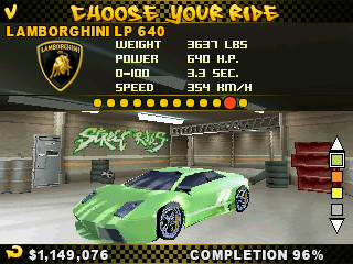 Lamborghini asphalt 3