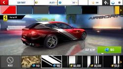 Ferrari FF Decal 2