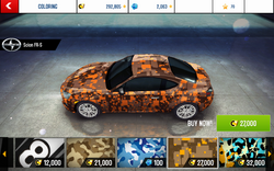 A8 FR-S Decal 6
