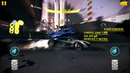 A8 Drifting Knockdown Metal Effect