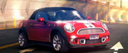 A8 Mini Cooper S Roadster in-game art