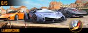 A8 Lamborghini TB
