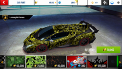 Lamborghini Veneno Decal 8