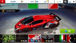 Lamborghini Veneno Decal 10