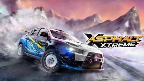 Asphalt Xtreme - Trailer Alps Update