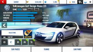 Golf stats (MP)