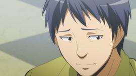 Nagisa's father (anime)