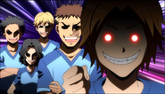 Maehara and Terasaka team