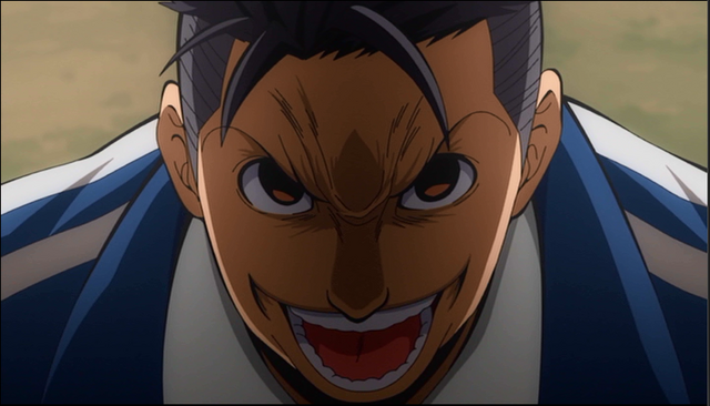 File:Takaoka's Wicked face 2 Anime.png