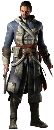 "Duncan w <a href=""/wiki/Assassin%27s_Creed_IV:_Black_Flag"" title=""Assassin's Creed IV: Black Flag"">Assassin's Creed IV: Black Flag</a>"