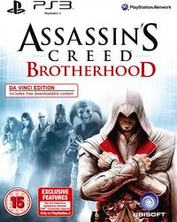 AC Brotherhood The Da Vinci Edition News - - Page 1 Eurogamer.net