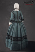 ACS Florence Nightingale Model - Back View
